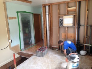 How to Demolish Your Kitchen, Without Demolishing the Rest of Your House - Kloos Hauling & Demolition - Demolition Winnipeg