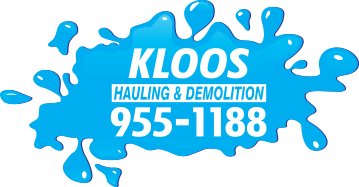 Kloos Hauling & Demolition Logo