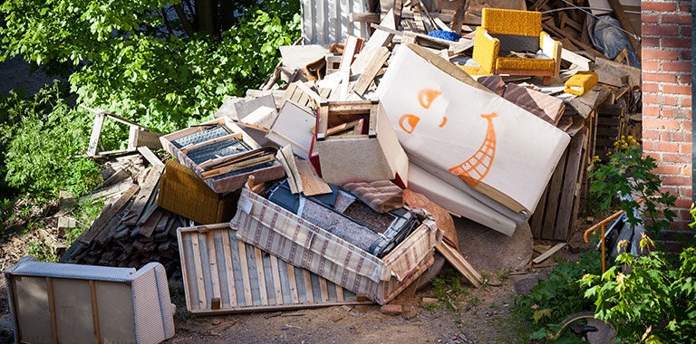 Junk Removal - What type of junk can a junk removal company remove in Winnipeg? - Kloos Hauling and Demolition
