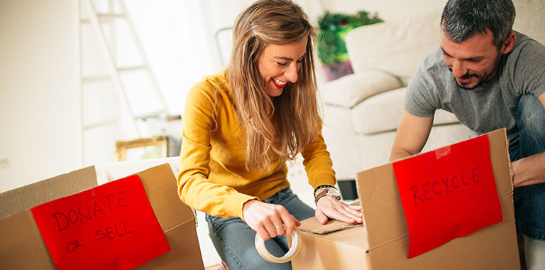 Get rid of junk in your house easier with these tricks - Junk Removal Winnipeg - Kloos Hauling and Demolition