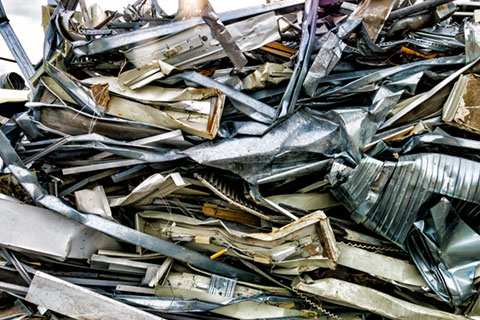 Scrap Metal - Five surprising things you can recycle and two you can't - Winnipeg Waste Recycling - Junk Removal Winnipeg - Kloos Hauling and Demolition