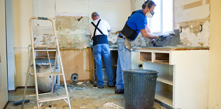 Kitchen Demolition Do's and Don'ts - Junk Removal Winnipeg
