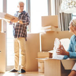 Five tips for downsizing your home