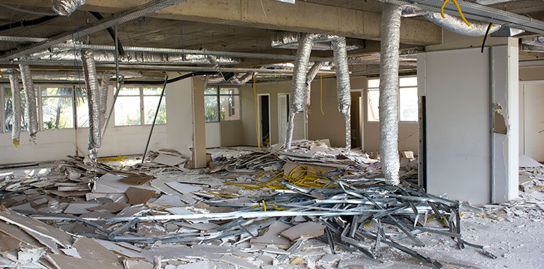 Commercial demolition facts we bet you didn't know - Demolition Winnipeg - Junk Removal Winnipeg - Kloos Hauling & Demolition