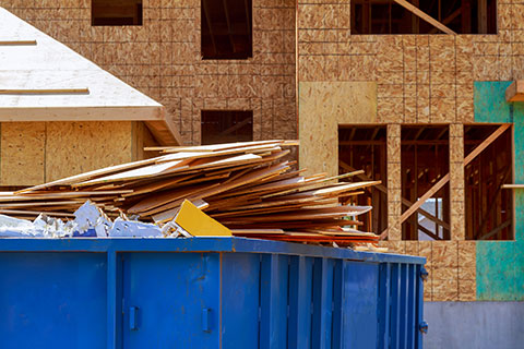 Recycling renovation materials for your business - Winnipeg Recycling - Winnipeg Hauling Service - Kloos Hauling & Demolition