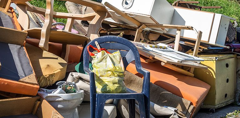 Benefits of choosing us for residential junk removal in Winnipeg - Kloos Hauling & Demolition