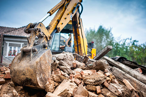 Residential Demolition and Commercial Demolition Differences